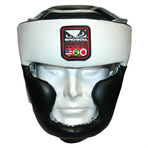 Bad Boy Bad Boy Pro Series Leather Headgear